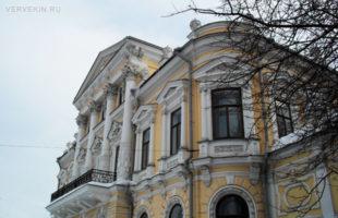 Дом Мешкова Пермь