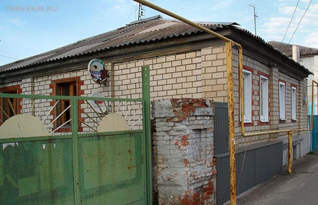 Россошь: фото города, частный сектор
