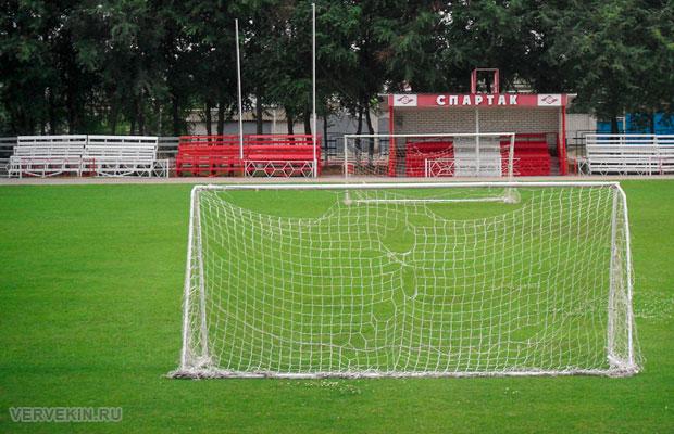 Стадион Спартак, Россошь (фото)
