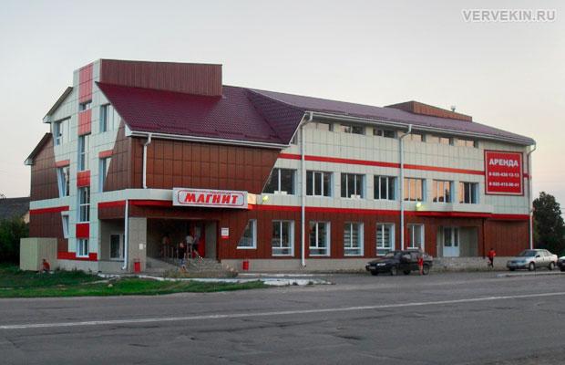 Россошь: супермаркет Магнит