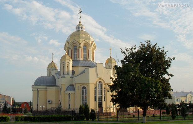 Кафедральный собор Илии пророка г. Россошь