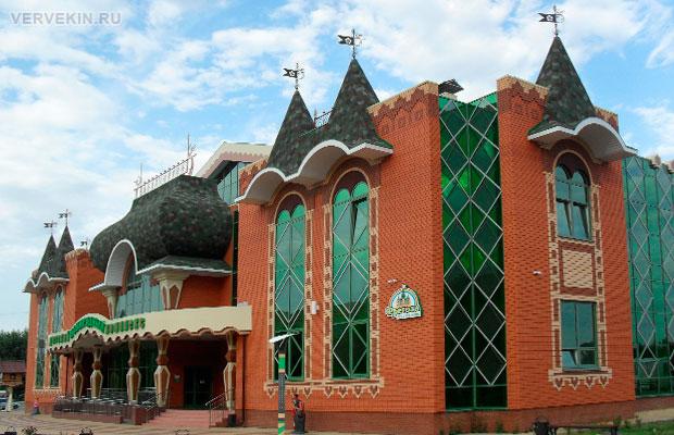 Детский центр Изумрудный город в Россоши