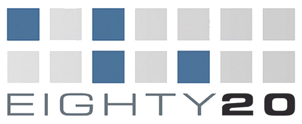 Скрытый смысл в логотипе Eighty 20