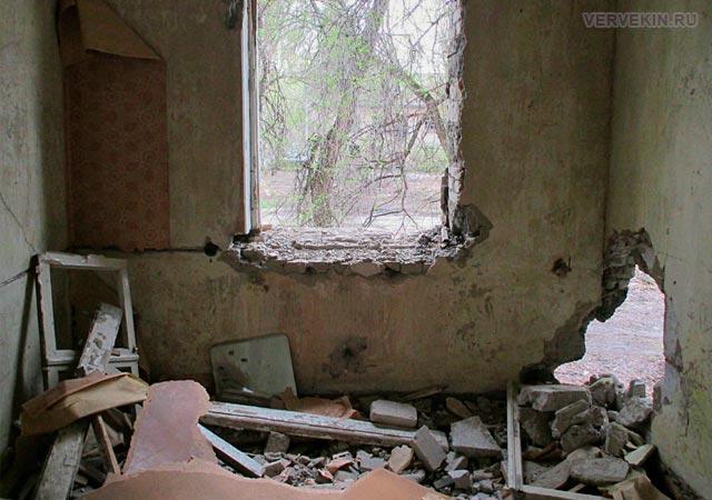 Комната в ветхом доме по улице Ленинградской